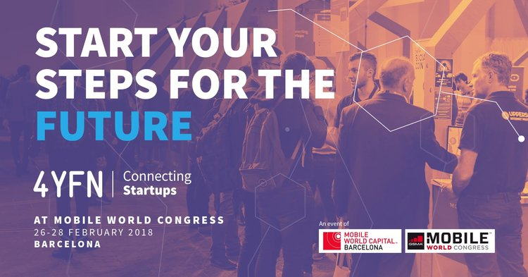 FacturaDirecta en el 4YFN - Mobile World Congress